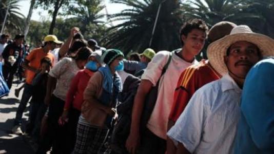 Sale de Honduras nueva caravana de migrantes que quiere llegar a EUA